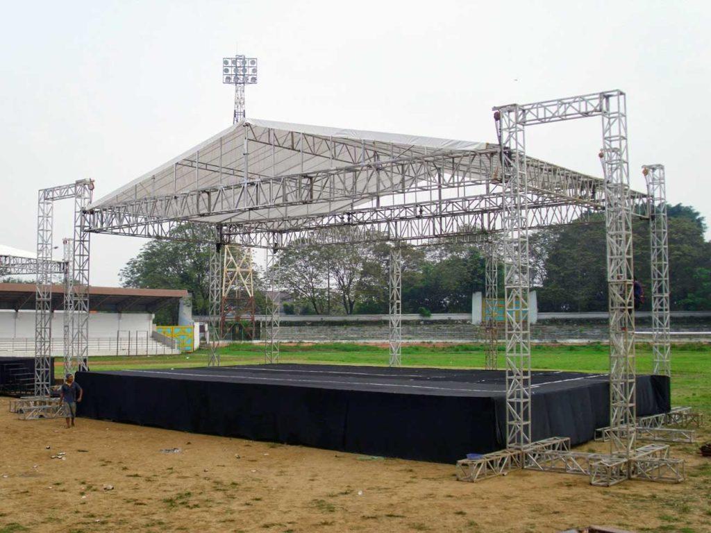 Menyewakan Tenda Rigging Untuk Event di Bali